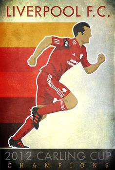 Liverpool Soccer Poster on Behance