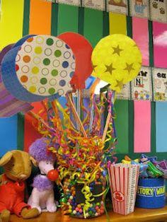 pixie stick birthday balloon