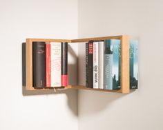 """minimalistisches Bücherregal von """"das kleine b"""""""