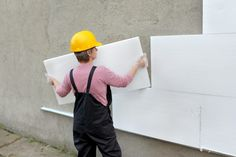 involves fix sheets of insulation board to the intside of the walls and protect them with layers of render or cladding to provide an attractive finish to the inside of your home by and gaps. Internal Wall Insulation, Insulation Board, Waterfall House, Do It Yourself Home, Home Interior Design, Interior Walls, Cladding, Save Energy, A Team
