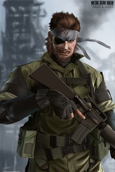 Big Boss / Naked Snake