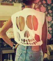 love the back - be interested to see what the front looks like , , ,