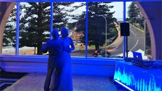 Crown Plaza Terrigal, On Your Wedding at DJ MAGOO we let you select your room to be any colour you want!