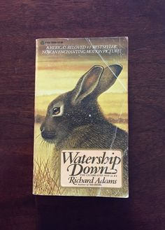 Watership Down Richard Adams Literature and by TheHollowRound