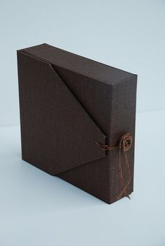 bookbinding by aswim in knits, via Flickr