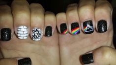 Pink Floyd nails