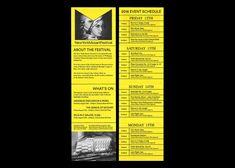 New York Mozart Festival on Behance