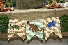 Dinosaur Birthday Party Ideas   Photo 2 of 42   Catch My Party