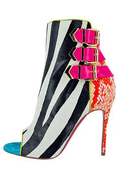 Christian Louboutin - Women's Shoes - 2013 Spring-Summer - Find 150+ Top Online Shoe Stores via http://AmericasMall.com/categories/shoes.html