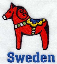 Dala Horse and Sweden