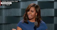 Race Baiting at the DNC: Michelle Obama Wakes Up in a House Built by Slaves: Not a word of thanks for the $70 plus million Americans paid for the lifestyle of the POTUS and his family