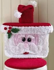 Resultado de imagen para adornos navideños a crochet