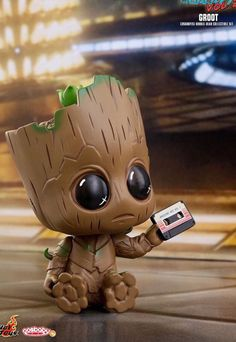 Groot: Guardians Of The Galaxy 2 – One Geek Gender: Unisex Commodity Attribute. - - Groot: Guardians Of The Galaxy 2 – One Geek Gender: Unisex Commodity Attribute: Finished Goods Material: PVC Item Type: Model Soldier Accessories: Sol. Ms Marvel, Marvel Art, Marvel Avengers, Marvel Comics, Baby Groot, Cute Disney Wallpaper, Cute Cartoon Wallpapers, Disney Drawings, Cute Drawings