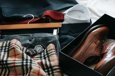 10 PIECES EVERY MAN NEEDS TO DRESS BETTER  If you ever wanted to know what pieces you should have as a minimum in your wardrobe, then this is a quick and dirty guide for what we believe should be your 10 essentials.  These pieces are meant to be versatile so that you can use them in multiple ways for multiple looks.     Evening Jacket  There are many evening jackets that can pair up with many different shirts. Try on some leather jackets, denim jackets, Harrington man jackets, bomber…