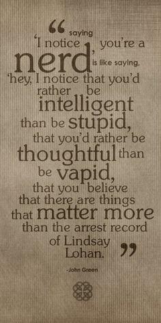John Green quote
