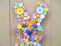 Veja 147 ideias de enfeites para decoração de páscoa 2017: Artesanatos, coelhinhos de feltro, garrafa pet, E.V.A, cestas, painéis, desenhos e moldes.