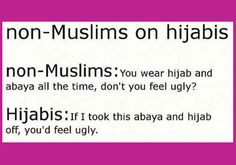 We have really nice hair underneath. 22 Secrets Girls Who Wear Hijabs Will Never Tell You Desi Humor, Desi Jokes, Arabic Memes, Arabic Funny, Funny True Quotes, Funny Memes, Hilarious, Girl Memes, Girl Quotes