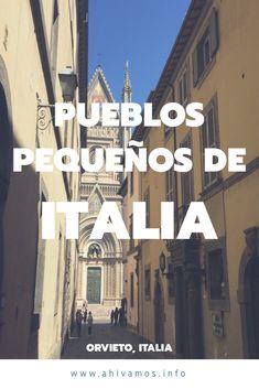 De casualidad llegamos a Orvieto en Italia Descubrimos un pueblo con mucho encanto y muy buena comida! Places To Travel, Places To Go, Italy News, Plans, Italy Travel, Travel Guide, Beautiful Places, Around The Worlds, Europe