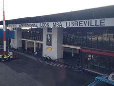 Libreville Leon M'ba International Airport (LBV) à Libreville