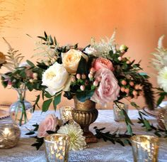 Wedding country chic flowers perfect for #wedding_in_Tuscany Planning by SposiamoVi http://sposiamovi.it/en/locations/wedding-tuscany/