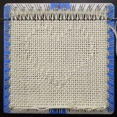 Reverse Warping Method (RWM) – Adventures in Pin Loom Weaving Loom Weaving, Crochet Top, Bullet Journal, Fabrics, Loom, Loom Knitting, Weaving
