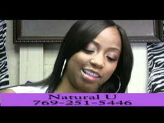 Natural U Hair Salon: Natural hair styles for Black (african american) women.