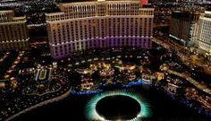 Aguas Danzantes.. Las Vegas