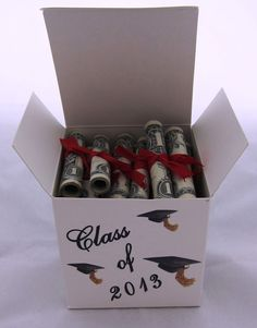 Creative Ways to Give Money - Graduation Gift Ideas - Good Housekeeping