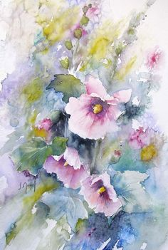 Pintura de Josette Marrel - França