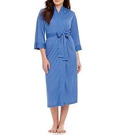 competitive price efd7d e44e3 N by Natori Congo Robe Congo, Dillards, Clothing Accessories, Wrap Dress,  Accessorize