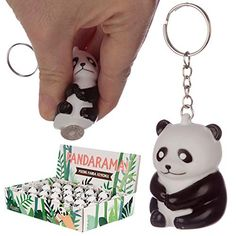 Christmas Stocking Fillers, Christmas Stockings, Party Bags, Novelty Gifts, Panda, Ideas Party, Gift Ideas, Split Ring, Personalized Items