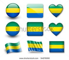 Find Gabonese Flag Set Icons Flags Glossy stock images in HD and millions of other royalty-free stock photos, illustrations and vectors in the Shutterstock collection. Thousands of new, high-quality pictures added every day. Royalty Free Stock Photos, Flag, Logos, Illustration, Pictures, Art, Photos, Illustrations, Kunst