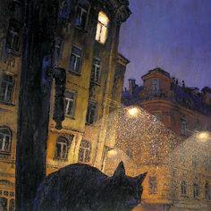 "Aleksey Zuev (Russian, b. 1982) - ""November"""