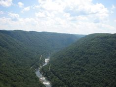 West Virginia, New River Gorge