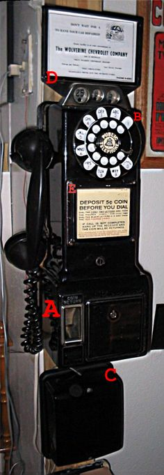 86 best western electric images antique phone vintage telephone rh pinterest com