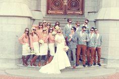 #wedding #dress #sleeves #lace #sunglasses #modest #lds #temple #mormon