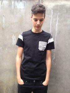 Marlon T-shirt, La maison victor