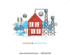 Construction Illustration Stock Photos, Images, & Pictures | Shutterstock