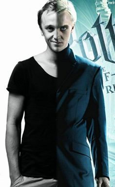 Tom or Draco? LOVE THIS!