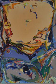 Star Fever 28 x 19 inch Oil on canvas | Flickr - Photo Sharing! Ellen