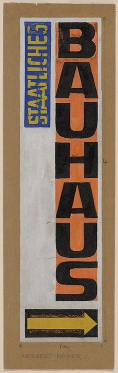 Bauhaus, Typography, Letterpress, Letterpress Printing, Fonts, Printing