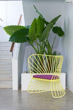 Design on the Beach: Hotel Ammos in Crete