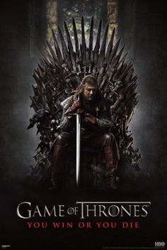Game of Thrones - You Win or You Die (24x36) - FLM56032
