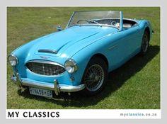 Classic Car For Sale: 1962 Austin 3000 ($29000)