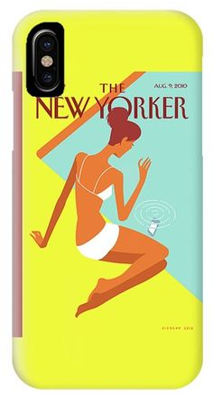 Conde Nast - Summer Boating New Yorker Covers - iPhone Cases New Iphone, Iphone Cases, New Yorker Covers, All Iphones, Boat, Dinghy, Boats, I Phone Cases