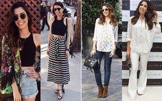 Como as blogueiras famosas repetem as roupas sem a gente nem perceber - Moda - CAPRICHO