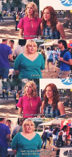 fat amy is my role model