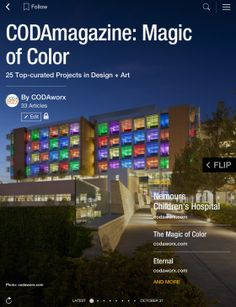 Color. 25 top projects