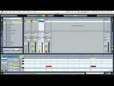 Live: How To Create Templates In Ableton
