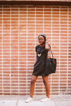 Unmapped Territory: The Little Black Dress